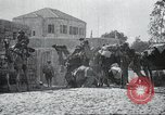 Image of British troops Palestine, 1917, second 36 stock footage video 65675060924
