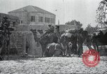 Image of British troops Palestine, 1917, second 37 stock footage video 65675060924