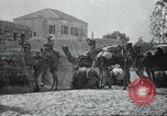 Image of British troops Palestine, 1917, second 40 stock footage video 65675060924