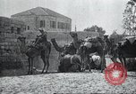 Image of British troops Palestine, 1917, second 41 stock footage video 65675060924