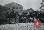 Image of British troops Palestine, 1917, second 42 stock footage video 65675060924