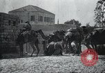 Image of British troops Palestine, 1917, second 43 stock footage video 65675060924