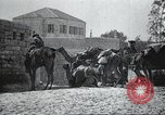 Image of British troops Palestine, 1917, second 45 stock footage video 65675060924