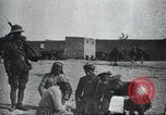 Image of British troops Palestine, 1917, second 54 stock footage video 65675060924
