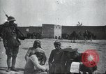 Image of British troops Palestine, 1917, second 55 stock footage video 65675060924