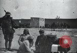 Image of British troops Palestine, 1917, second 57 stock footage video 65675060924