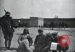 Image of British troops Palestine, 1917, second 58 stock footage video 65675060924