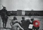 Image of British troops Palestine, 1917, second 59 stock footage video 65675060924