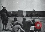 Image of British troops Palestine, 1917, second 60 stock footage video 65675060924
