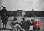 Image of British troops Palestine, 1917, second 62 stock footage video 65675060924
