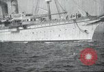 Image of Japanese warship Japan, 1917, second 13 stock footage video 65675060925