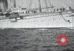 Image of Japanese warship Japan, 1917, second 14 stock footage video 65675060925