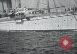 Image of Japanese warship Japan, 1917, second 15 stock footage video 65675060925