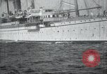 Image of Japanese warship Japan, 1917, second 16 stock footage video 65675060925