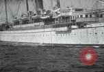 Image of Japanese warship Japan, 1917, second 19 stock footage video 65675060925