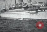 Image of Japanese warship Japan, 1917, second 20 stock footage video 65675060925