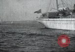 Image of Japanese warship Japan, 1917, second 28 stock footage video 65675060925