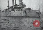 Image of Japanese warship Japan, 1917, second 35 stock footage video 65675060925