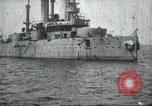 Image of Japanese warship Japan, 1917, second 36 stock footage video 65675060925