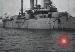 Image of Japanese warship Japan, 1917, second 39 stock footage video 65675060925