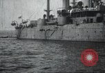 Image of Japanese warship Japan, 1917, second 43 stock footage video 65675060925