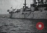 Image of Japanese warship Japan, 1917, second 45 stock footage video 65675060925