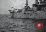 Image of Japanese warship Japan, 1917, second 46 stock footage video 65675060925