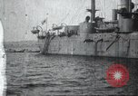 Image of Japanese warship Japan, 1917, second 48 stock footage video 65675060925