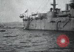 Image of Japanese warship Japan, 1917, second 49 stock footage video 65675060925