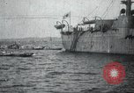 Image of Japanese warship Japan, 1917, second 52 stock footage video 65675060925