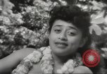 Image of everyday lifestyle and diverse population in Hawaii before World War 2 Honolulu Hawaii USA, 1941, second 2 stock footage video 65675060935