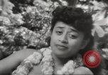 Image of everyday lifestyle and diverse population in Hawaii before World War 2 Honolulu Hawaii USA, 1941, second 3 stock footage video 65675060935