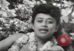 Image of everyday lifestyle and diverse population in Hawaii before World War 2 Honolulu Hawaii USA, 1941, second 5 stock footage video 65675060935