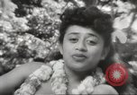 Image of everyday lifestyle and diverse population in Hawaii before World War 2 Honolulu Hawaii USA, 1941, second 7 stock footage video 65675060935