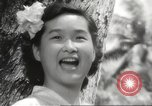 Image of everyday lifestyle and diverse population in Hawaii before World War 2 Honolulu Hawaii USA, 1941, second 14 stock footage video 65675060935