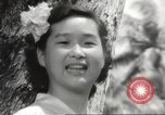 Image of everyday lifestyle and diverse population in Hawaii before World War 2 Honolulu Hawaii USA, 1941, second 15 stock footage video 65675060935