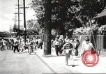 Image of everyday lifestyle and diverse population in Hawaii before World War 2 Honolulu Hawaii USA, 1941, second 48 stock footage video 65675060935