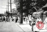 Image of everyday lifestyle and diverse population in Hawaii before World War 2 Honolulu Hawaii USA, 1941, second 50 stock footage video 65675060935