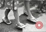 Image of everyday lifestyle and diverse population in Hawaii before World War 2 Honolulu Hawaii USA, 1941, second 53 stock footage video 65675060935