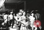 Image of everyday lifestyle and diverse population in Hawaii before World War 2 Honolulu Hawaii USA, 1941, second 58 stock footage video 65675060935