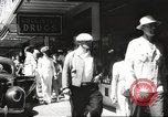 Image of everyday lifestyle and diverse population in Hawaii before World War 2 Honolulu Hawaii USA, 1941, second 61 stock footage video 65675060935