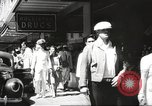 Image of everyday lifestyle and diverse population in Hawaii before World War 2 Honolulu Hawaii USA, 1941, second 62 stock footage video 65675060935