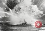 Image of Japanese bombers attack Pearl Harbor Honolulu Hawaii USA, 1941, second 17 stock footage video 65675060940