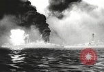 Image of Japanese bombers attack Pearl Harbor Honolulu Hawaii USA, 1941, second 45 stock footage video 65675060940