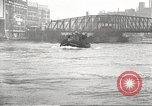 Image of Chicago Harbor Patrol boat Chicago Illinois USA, 1920, second 2 stock footage video 65675060948
