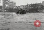 Image of Chicago Harbor Patrol boat Chicago Illinois USA, 1920, second 3 stock footage video 65675060948