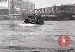 Image of Chicago Harbor Patrol boat Chicago Illinois USA, 1920, second 5 stock footage video 65675060948
