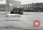 Image of Chicago Harbor Patrol boat Chicago Illinois USA, 1920, second 6 stock footage video 65675060948