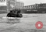Image of Chicago Harbor Patrol boat Chicago Illinois USA, 1920, second 7 stock footage video 65675060948