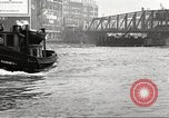 Image of Chicago Harbor Patrol boat Chicago Illinois USA, 1920, second 9 stock footage video 65675060948